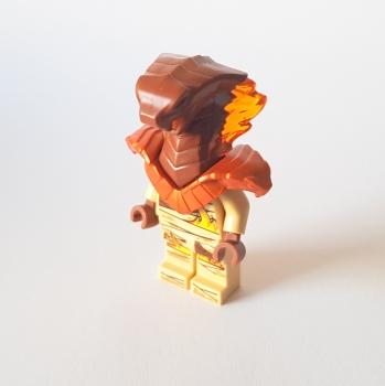 LEGO NINJAGO Schlange Pyro Snake Figur