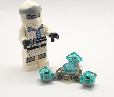 LEGO NINJAGO Figur ZANE weißer Ninja