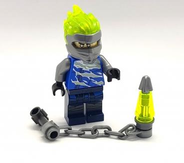 LEGO NINJAGO Figur JAY Spinjitzu