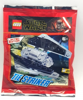 LEGO Star Wars Tie Striker Disney Limited Edition Poly Pack 912056