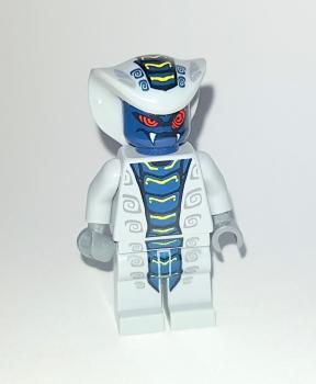 LEGO NINJAGO Figur Schlange Rattla Set 9441 9456