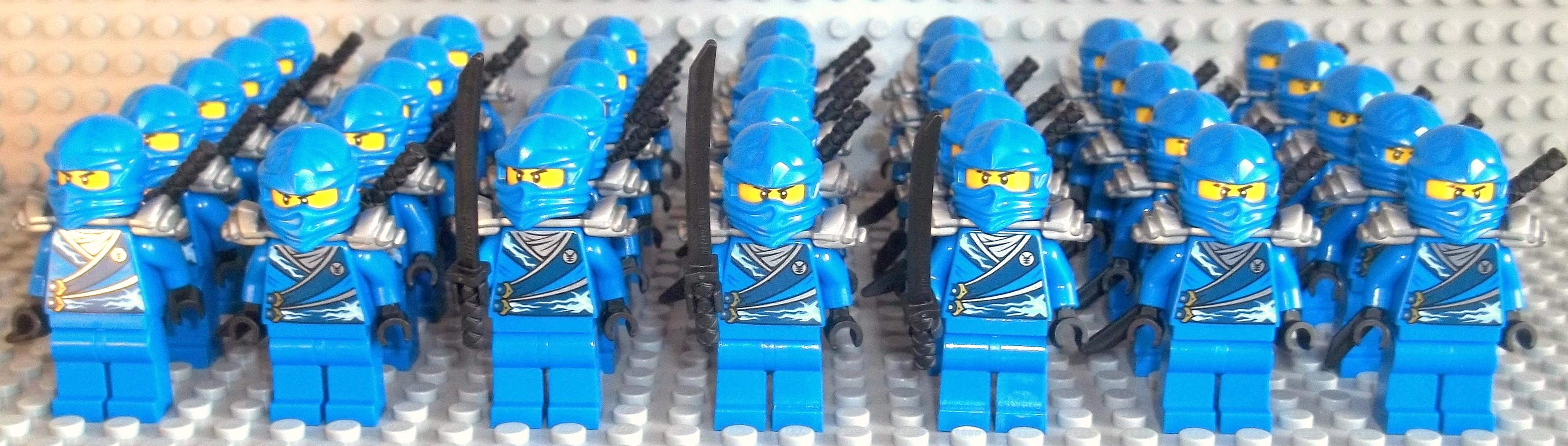 Gurus Baustein Tempel - Ninjago Figuren
