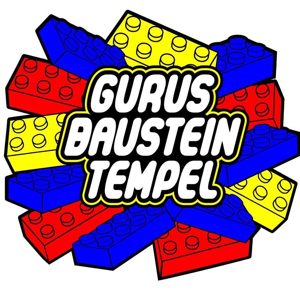 Gurus Baustein Tempel-Logo