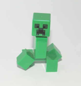 Minecraft Figur Creeper