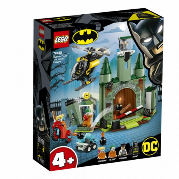 Lego 76138 Batmans and The Jokers Flucht