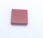 Lego Fliese / Tile 3068  2x 2 dark red